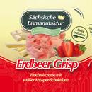 Eisbecher Erdbeer Crisp