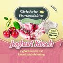 Eisbecher Joghurt Kirsch